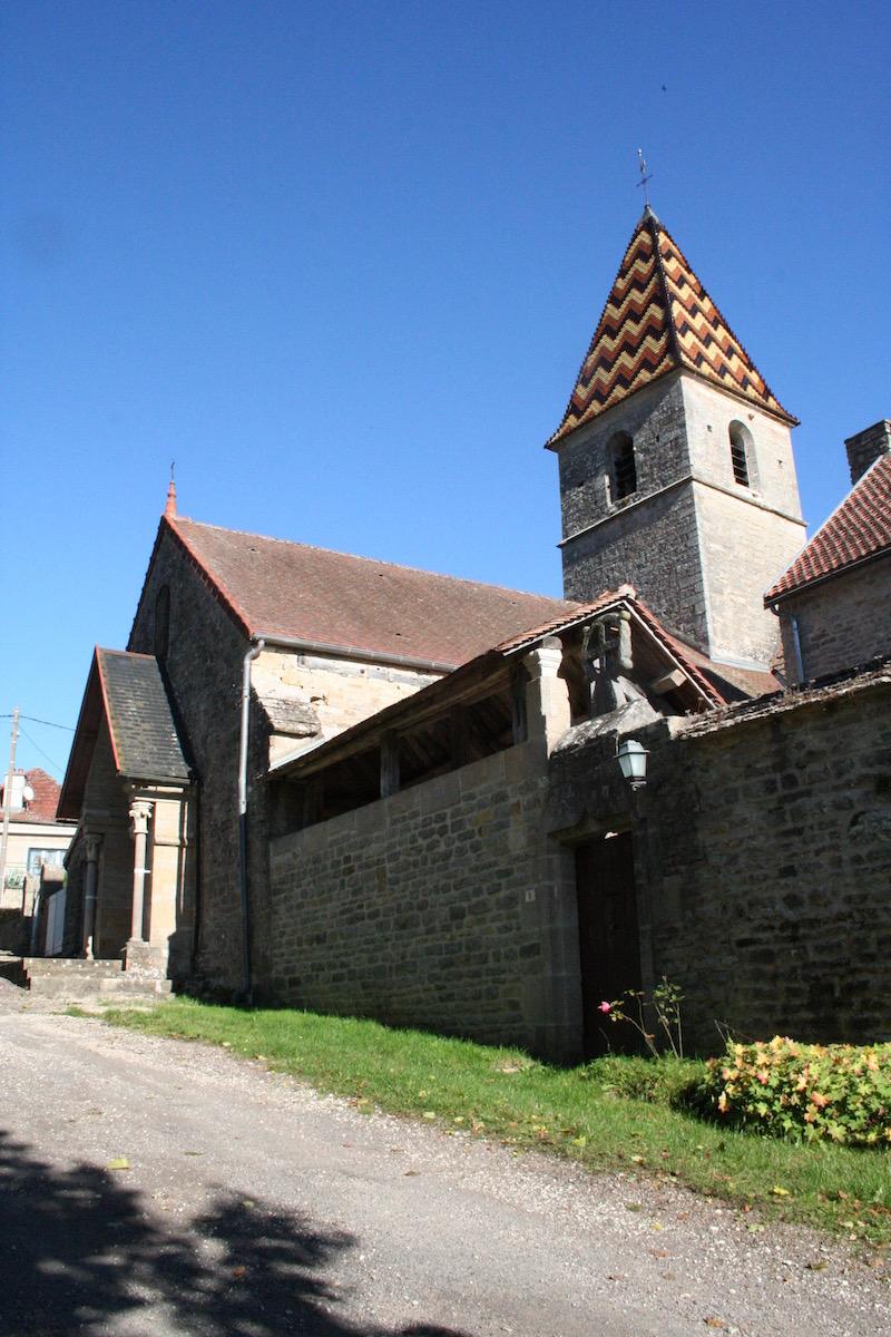 Accessibilité des bâtiments communaux recevant du public - Eglise classée - Savigny-sous-Mâlain