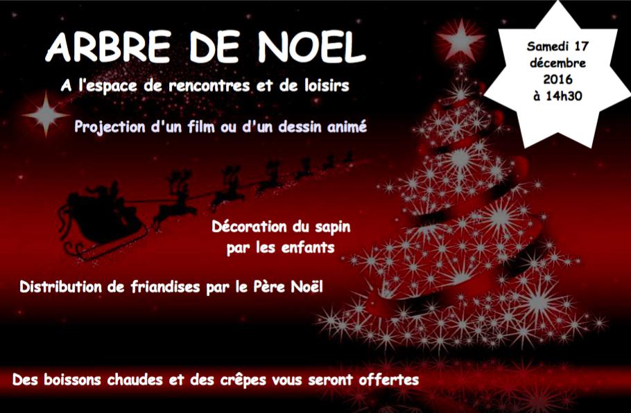 Arbre de Noël de Savigny-sous-Mâlain